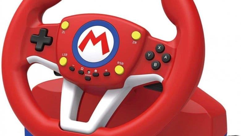 Volante Mario Kart 8 Deluxe 1