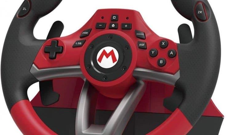 Volante Mario Kart 8 Deluxe 3