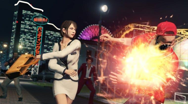 Imagen de Yakuza: Like a Dragon nos deja con la presentación de su elenco femenino