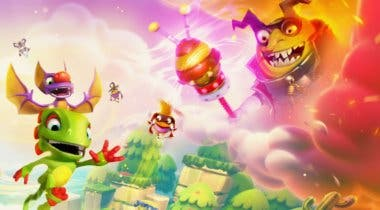 Imagen de Análisis Yooka-Laylee and the Impossible Lair