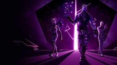 Imagen de Ya disponible para descargar el pack reflejos oscuros de Fortnite