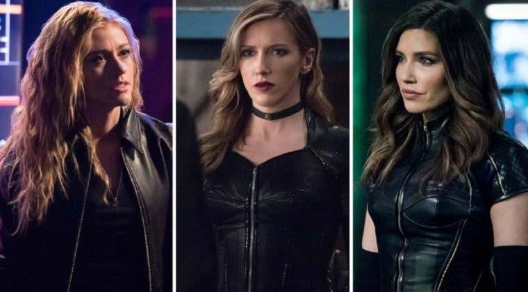 Imagen de The CW está trabajando en un spin-off femenino de Arrow