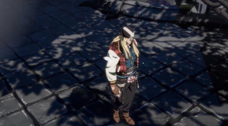 Imagen de Guilty Gear luce gameplay de May e introduce a Axl Low