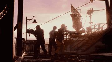Imagen de Call of Duty: Black Ops 4 muestra en vídeo Tag der Toten, el fin de la historia del Éter para el modo zombies