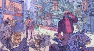 Imagen de Cyberpunk 2077 detalla otra de sus bandas: los Tyger Claws