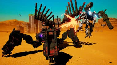Imagen de Daemon X Machina anuncia nueva demo con multijugador local