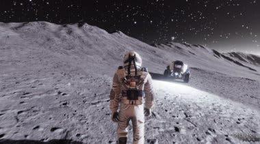 Imagen de El viaje espacial Deliver Us The Moon retrasa su lanzamiento en consolas hasta el próximo año