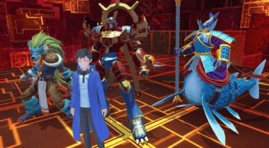 Imagen de Digimon Story: Cyber Sleuth Complete Edition revela su tráiler de historia
