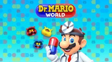 Imagen de Dr. Mario World nos deja con nuevo tráiler para presentar sus nuevos doctores y asistentes
