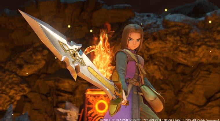 Imagen de La demo de Dragon Quest XI S para PS4, Xbox One y PC se hace disponible hoy mismo