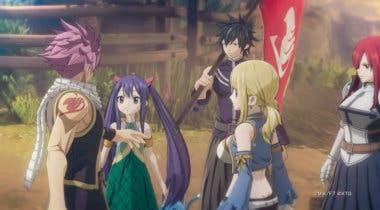 Imagen de Fairy Tail presenta un nuevo tráiler centrado en sus personajes