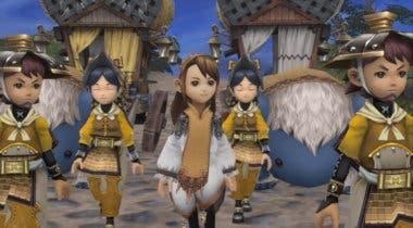 Imagen de Nuevo diario de desarrollo para Final Fantasy Crystal Chronicles: Remastered Edition