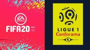 Imagen de Guía de equipos baratos de liga francesa en FIFA 20 Ultimate Team