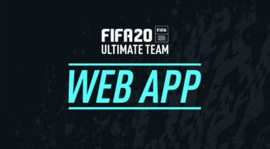 Imagen de Ya está disponible la web app de FIFA 20 Ultimate Team