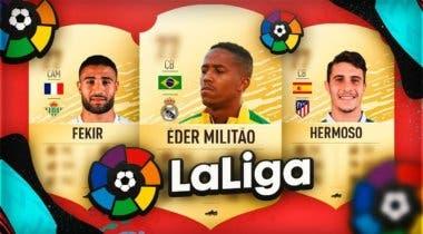 Imagen de Guía de equipos baratos de liga española en FIFA 20 Ultimate Team