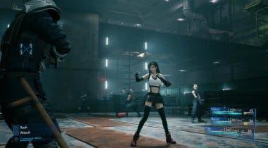 Imagen de Final Fantasy VII Remake detalla su modo de combate 'Clásico'