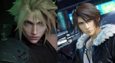 Imagen de Anunciado un pack con los remasters de Final Fantasy VII y Final Fantasy VIII para Switch