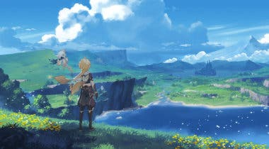 Imagen de El RPG de mundo abierto Genshin Impact lanza nuevo tráiler con combates y personajes