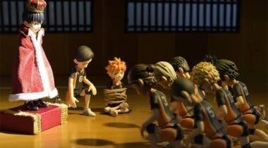 Imagen de Haikyuu!! contará con un anime stop-motion que llegará en DVD