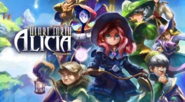 Imagen de Heart Forth, Alicia llegará finalmente a Nintendo Switch