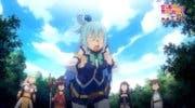 Imagen de KonoSuba: Kurenai Densetsu, la película del anime, muestra nuevo tráiler