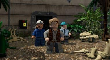 Imagen de LEGO Jurassic World ya está disponible en Nintendo Switch y lo celebra con su tráiler de lanzamiento