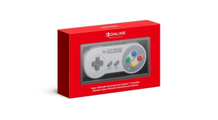 Imagen de El mando de Super Nintendo compatible con Switch ya está disponible en Europa