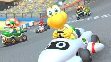 Imagen de Descubre cuándo estará disponible Mario Kart Tour en Google Play y App Store