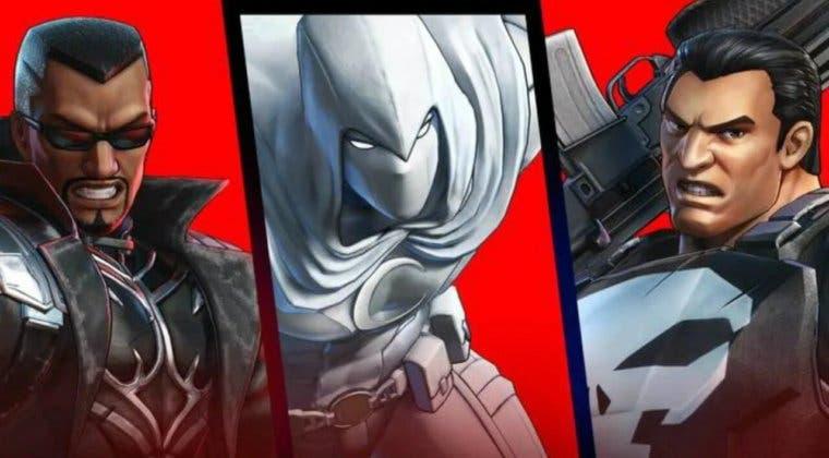 Imagen de Los 'Marvel Knights' llegan hoy a Marvel Ultimate Alliance 3: The Black Order