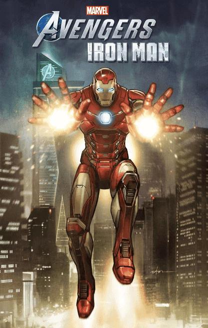 marvel's avengers precuela comic