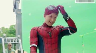 """Imagen de Tom Holland asegura que el futuro de Spider-Man descansa en """"buenas manos"""""""