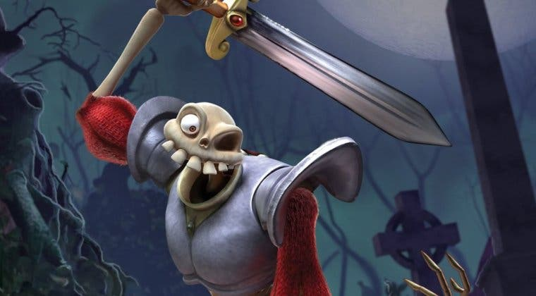 Imagen de PlayStation compara el remake de MediEvil con el original en un extenso gameplay de más de media hora