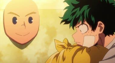 Imagen de My Hero Academia muestra un nuevo arte de su cuarta temporada