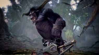 Imagen de Monster Hunter World: Iceborne añadirá a Rajang con una actualización gratuita