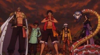 Imagen de One Piece Stampede muestra nuevo tráiler al superar los 5 mil millones de yenes