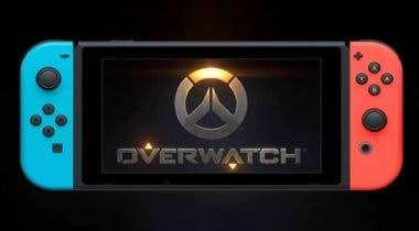 """Imagen de Overwatch para Nintendo Switch fue culminado en """"poco más de un año"""""""