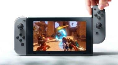 Imagen de Overwatch en Nintendo Switch desvela su resolución y tasa de frames por segundo