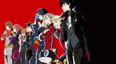 Imagen de PlayStation Store desvela antes de tiempo la fecha de lanzamiento de Persona 5 Royal