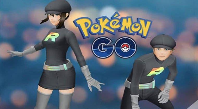 Imagen de Pokémon GO se estaría preparando para ampliar la presencia del Team Rocket