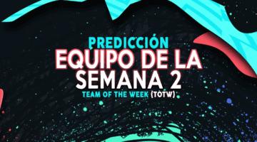Imagen de Predicción TOTW 2 de FIFA 20 Ultimate Team