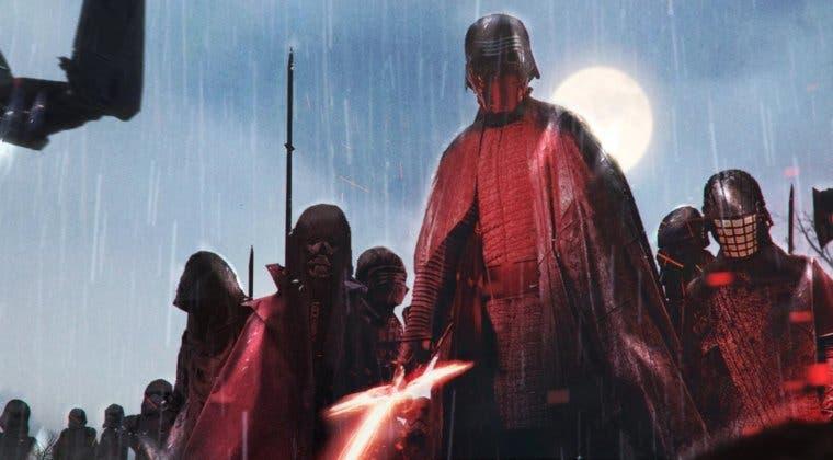 Imagen de Primera imagen de los Cabelleros de Ren en Star Wars: El ascenso de Skywalker