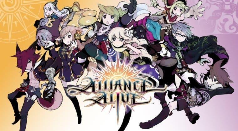 Imagen de Nuevos detalles y capturas para el RPG The Alliance Alive HD Remastered