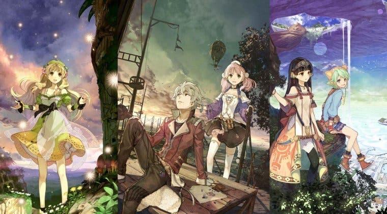 Imagen de Atelier Dusk Trilogy Deluxe Pack confirma lanzamiento occidental para 2020