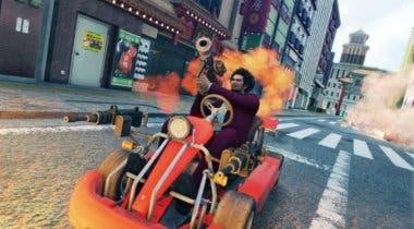 Imagen de Yakuza: Like a Dragon muestra imágenes de sus personajes y detalla su rol en combate