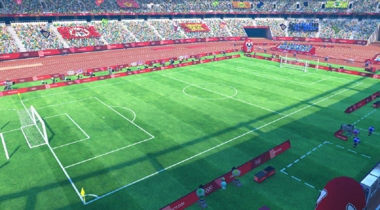 Imagen de Nuevas capturas de Mario & Sonic en los Juegos Olímpicos Tokio 2020 con personajes y disciplinas