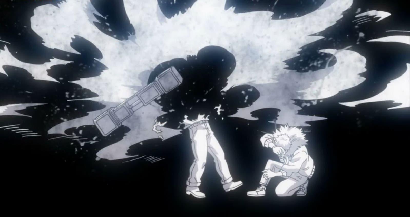 Critica De My Hero Academia 4x02 La Yakuza Y El Vacio De Poder Kai (overhaul) de shie hassaikai. critica de my hero academia 4x02 la