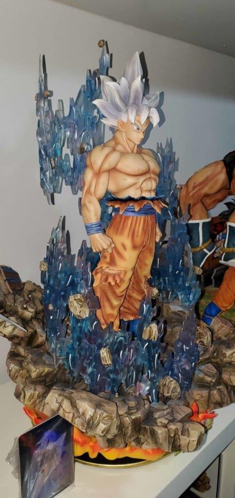 Imagen de Dragon Ball Super: Esta es la mejor figura del Ultra Instinto y la analizamos