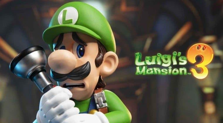 Imagen de Nintendo España comparte el primer tráiler de Luigi's Mansion 3 en completo castellano