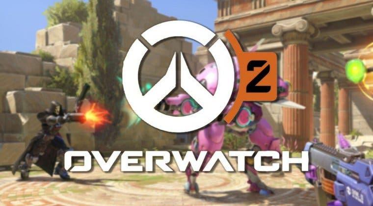 Imagen de Overwatch 2 tendría cuatro nuevos héroes sin anunciar