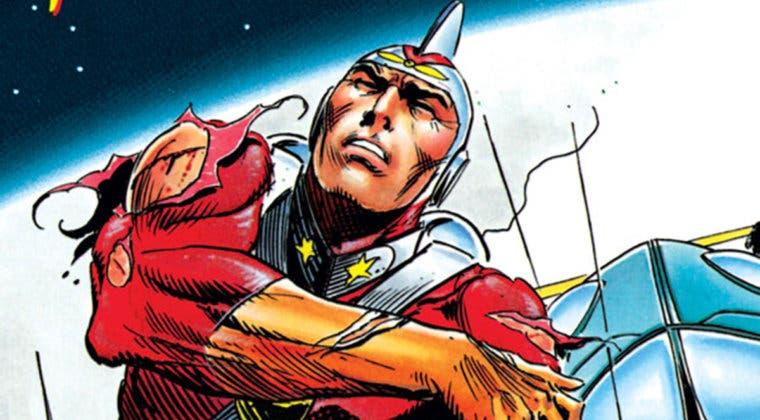 Imagen de DC estaría desarrollando una serie de Adam Strange